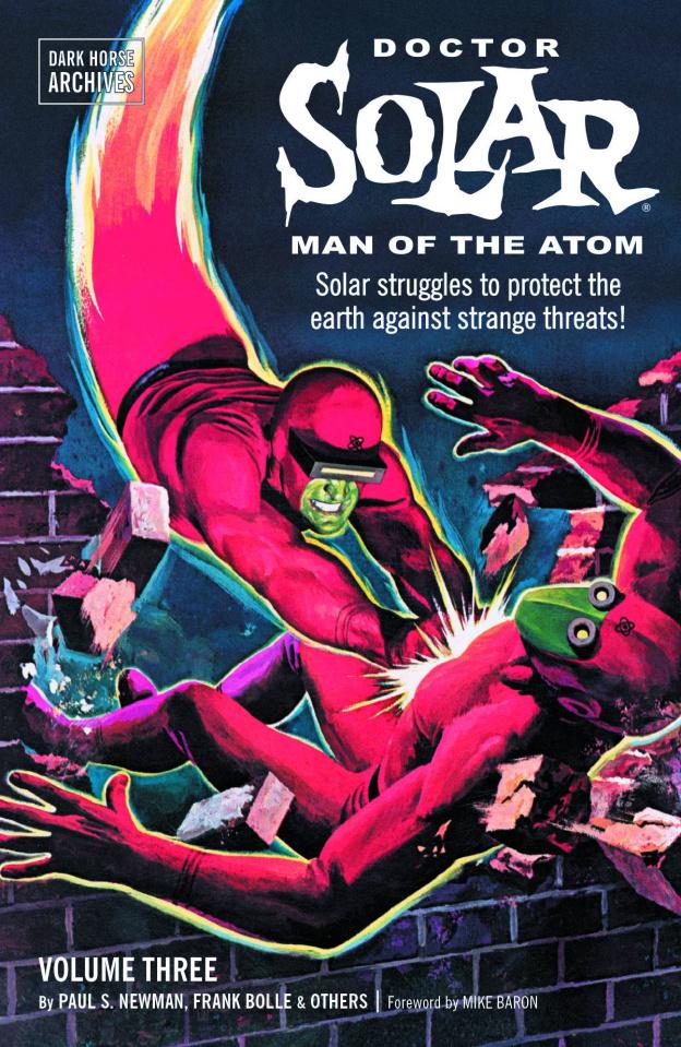 Doctor Solar Archives Vol. 3