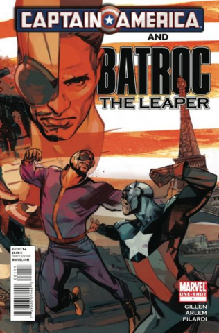 Captain America and Batroc the Leaper #1
