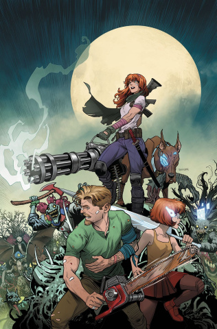 Scooby: Apocalypse Vol. 6