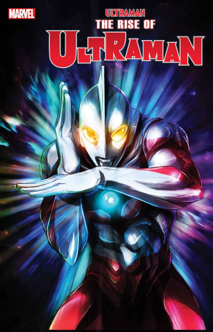 The Rise of Ultraman #2 (Goto Cover)