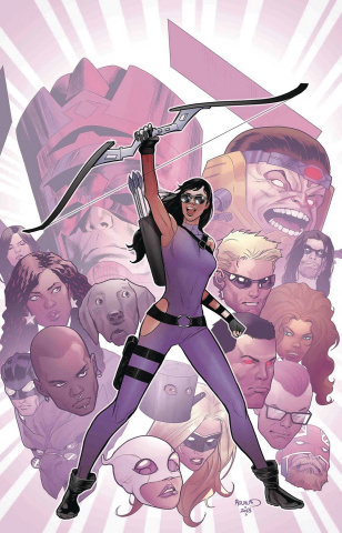 West Coast Avengers #1 (Renaud Cover)