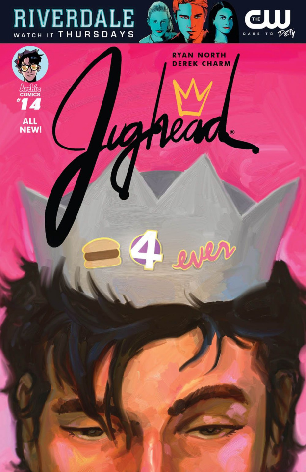Jughead #14 (Chip Zdarsky Cover)