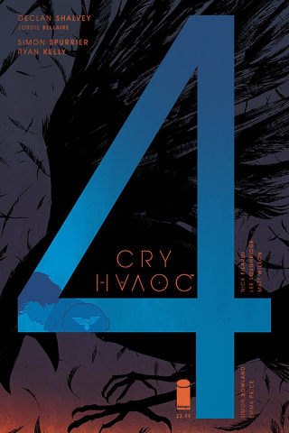 Cry Havoc #4 (Shalvey & Bellaire Cover)