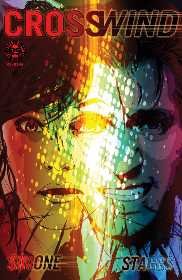 Crosswind #1 (Pride Month Cover)