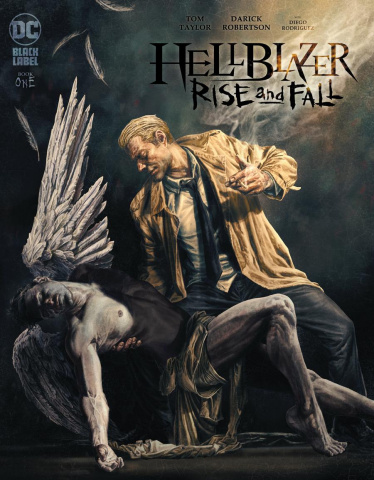 Hellblazer: Rise and Fall #1 (Lee Bermejo Cover)