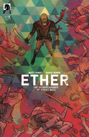 Ether: The Disappearance of Violet Bell #1 (Rubin Cover)