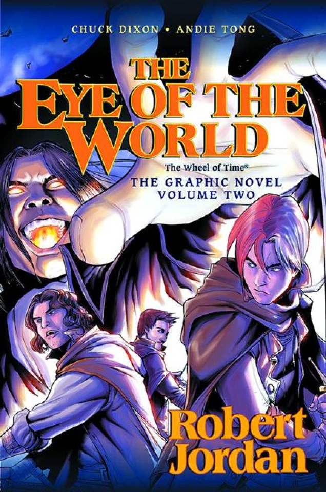 The Wheel of Time: Eye of the World Vol. 2