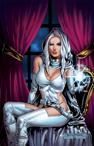 Grimm Fairy Tales: Tarot #4 (Cover C)