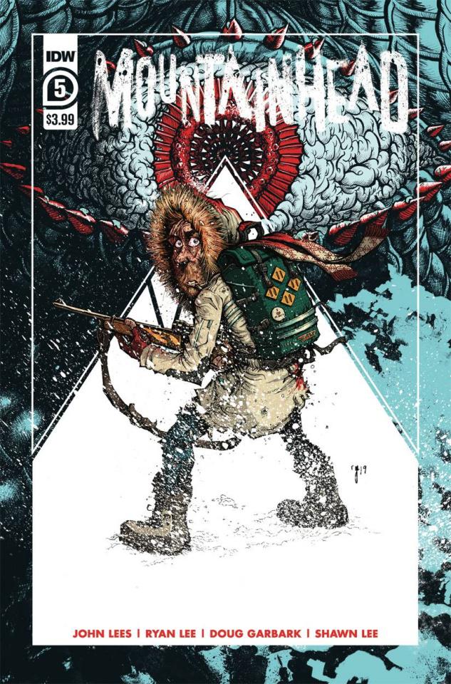 Mountainhead #5 (Ryan Lee Cover)