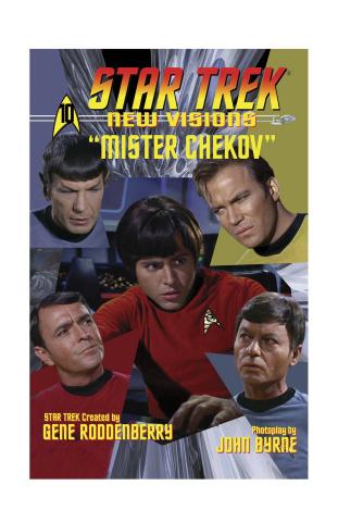 Star Trek: New Visions - Mister Chekov