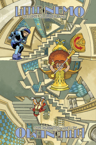 Little Nemo: Return to Slumberland #3