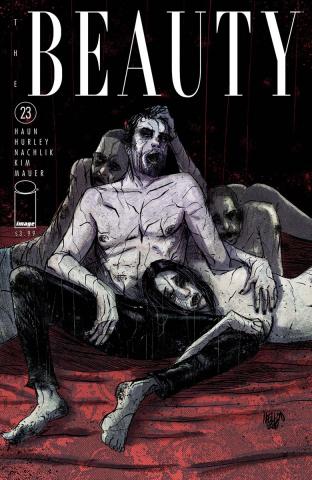 The Beauty #23 (Mellon Cover)