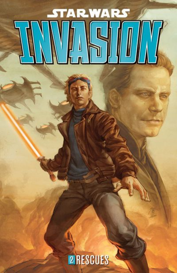 Star Wars: Invasion Vol. 2: Rescues