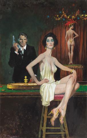 Mike Hammer #1 (SDCC Virgin Art Cover)