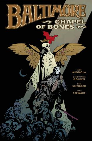 Baltimore Vol. 4: Chapel of Bones