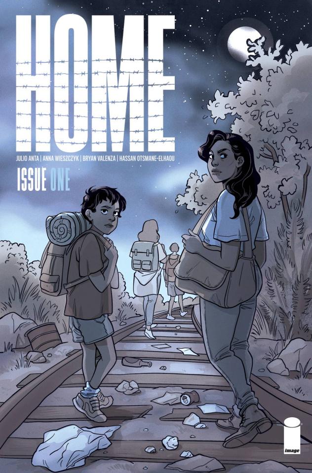 Home #1 (2nd Printing)
