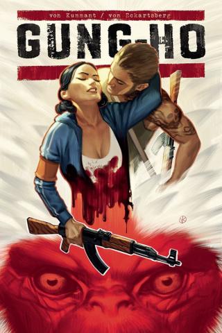 Gung-Ho #3 (Kalvachev Cover)