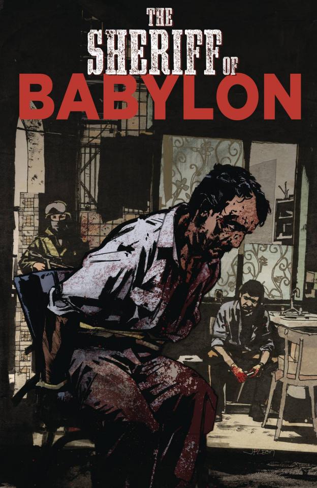 The Sheriff of Babylon Vol. 1: Bang! Bang! Bang!