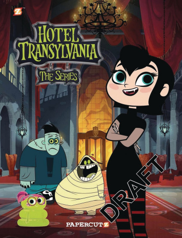 Hotel Transylvania Vol. 2: My Little Monster Sitter