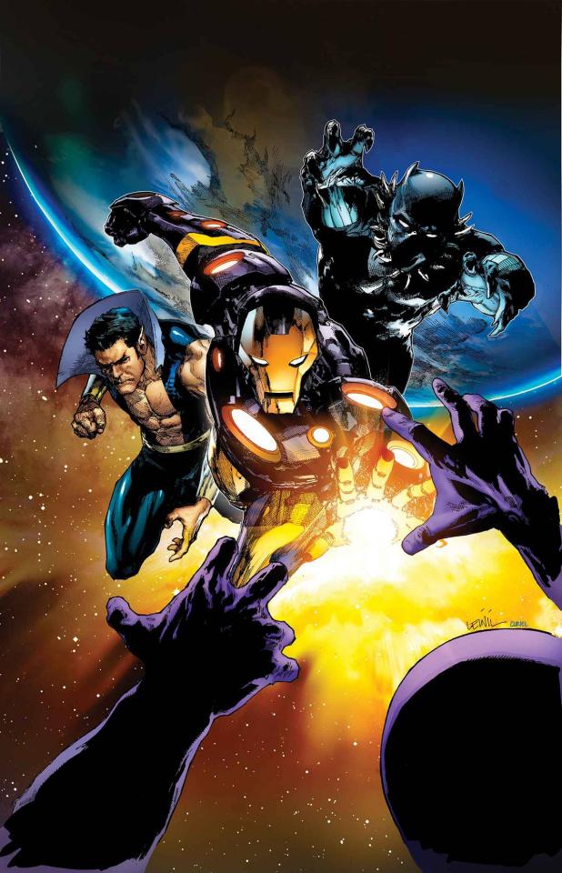 New Avengers #17