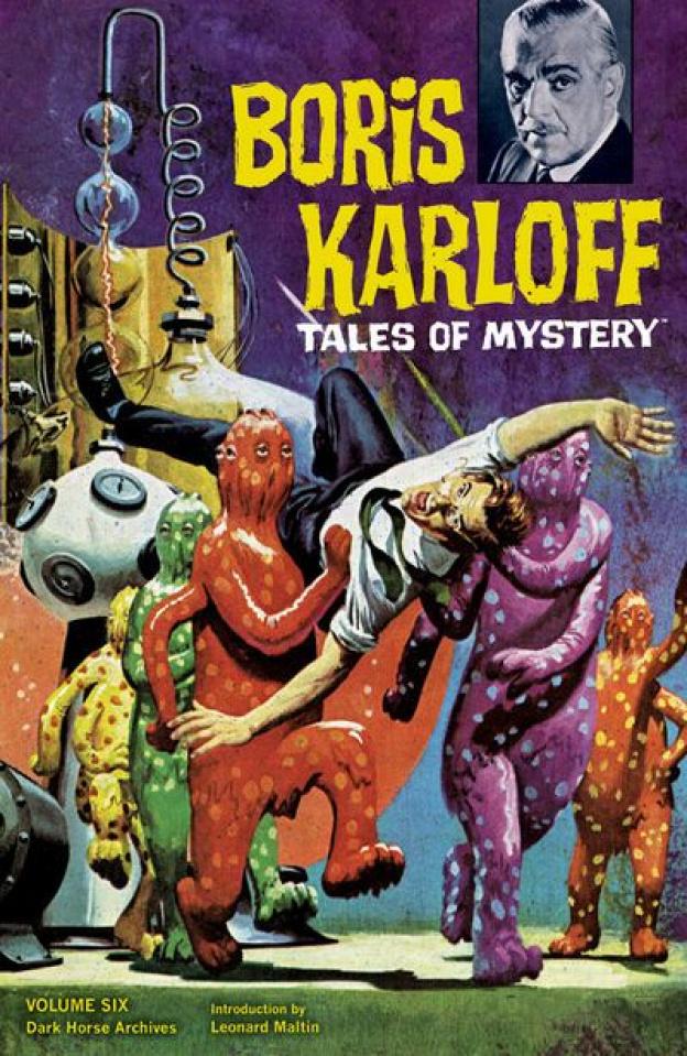 Boris Karloff: Tales of Mystery Vol. 6