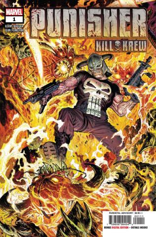 The Punisher: Kill Krew #1