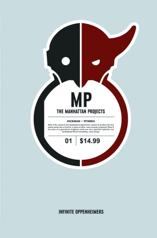 The Manhattan Projects Vol. 1: Science Bad