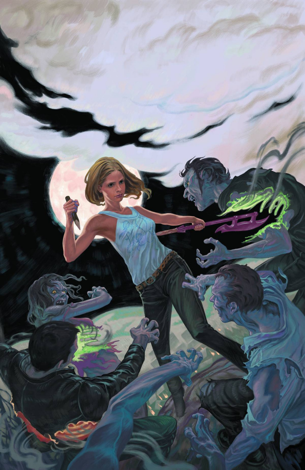 Buffy the Vampire Slayer, Season 10 #1