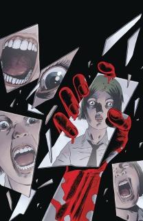 Black Hammer #8 (Ormston Cover)