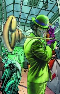 Batman: Arkham Riddler