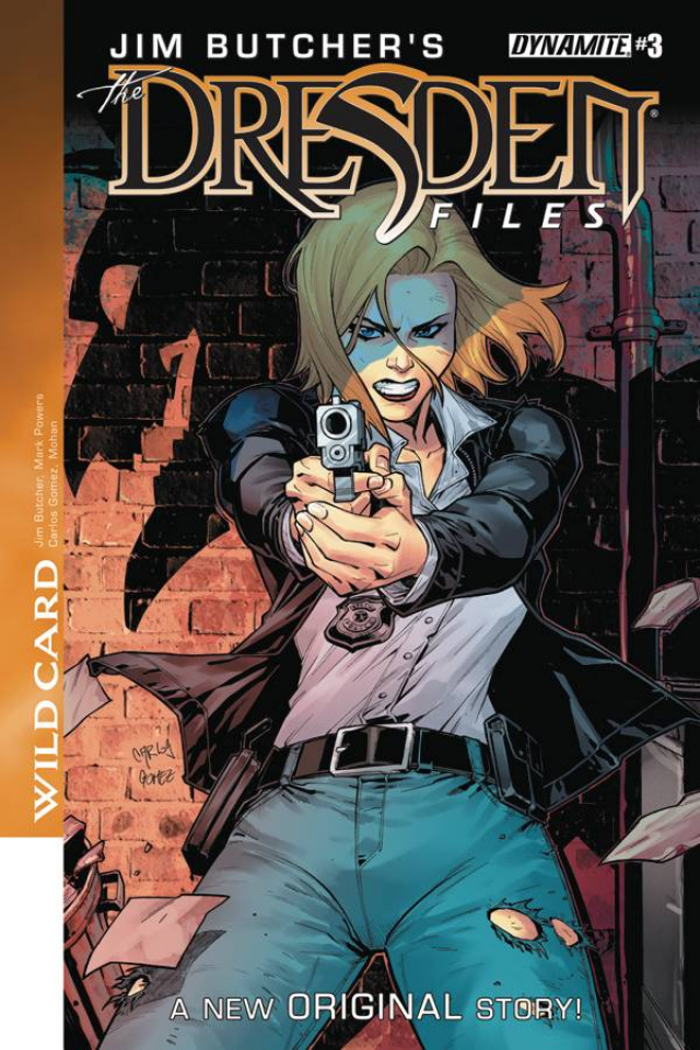 The Dresden Files: Wild Card #3