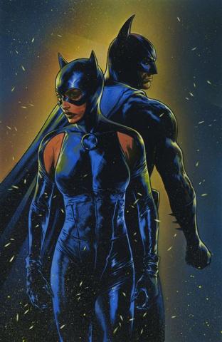Batman / Catwoman #2 (Travis Charest Cover)