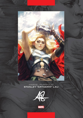 "Marvel Portfolio: Stanley ""Artgerm"" Lau"