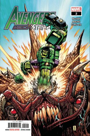 Avengers: Mech Strike #2