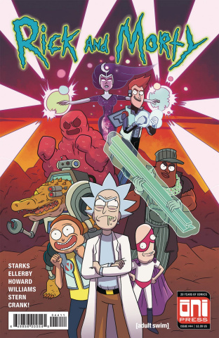 Rick and Morty #44