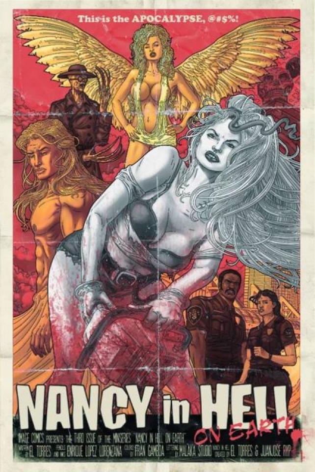 Nancy in Hell on Earth #3