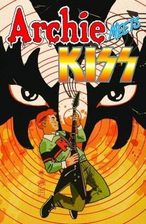 Archie Meets Kiss Collectors Edition