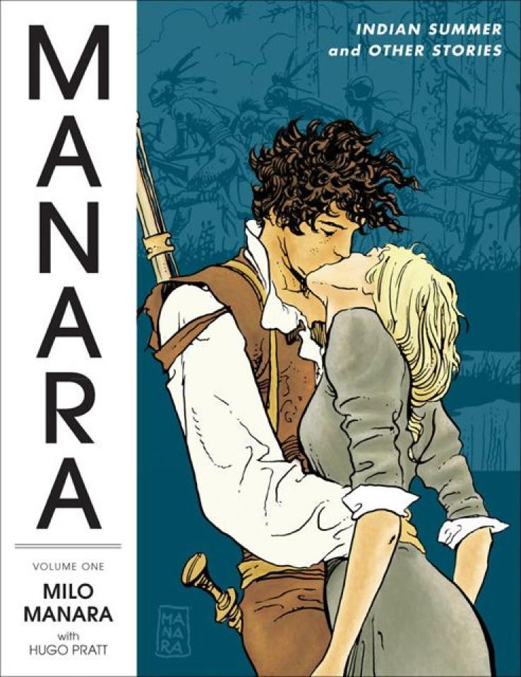 The Manara Library Vol. 1