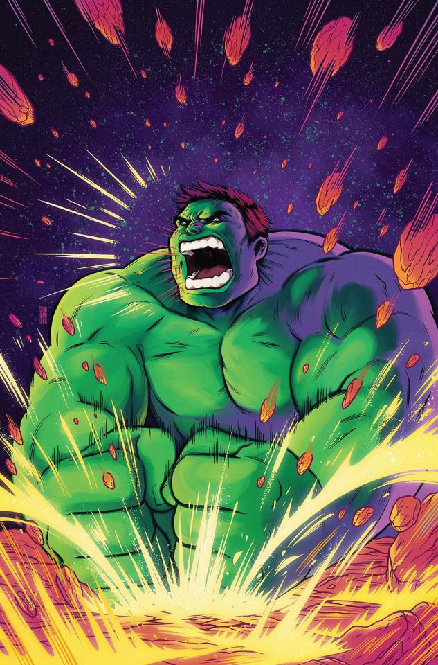 Marvel Tales: Hulk #1