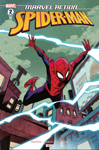 Marvel Action: Spider-Man #2 (10 Copy Greene Cover)