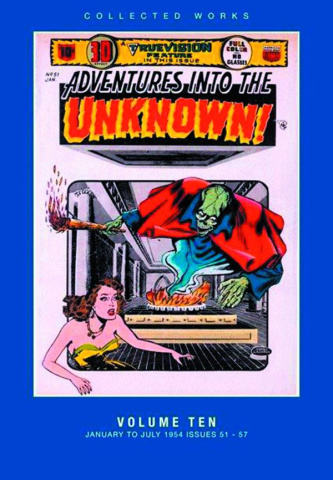 Adventures Into the Unknown! Vol. 10