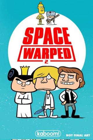 Space Warped #2
