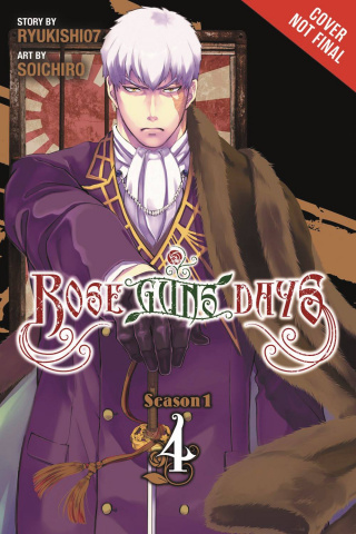 Rose Guns Days, Season 1 Vol. 4