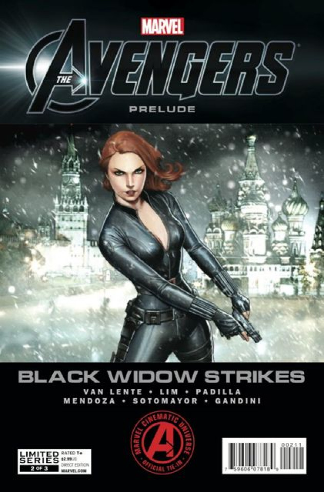 The Black Widow Strikes #2