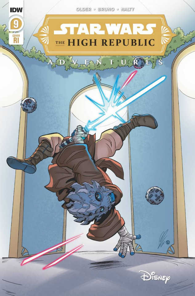 Star Wars: The High Republic Adventures #9 (10 Copy Cover)