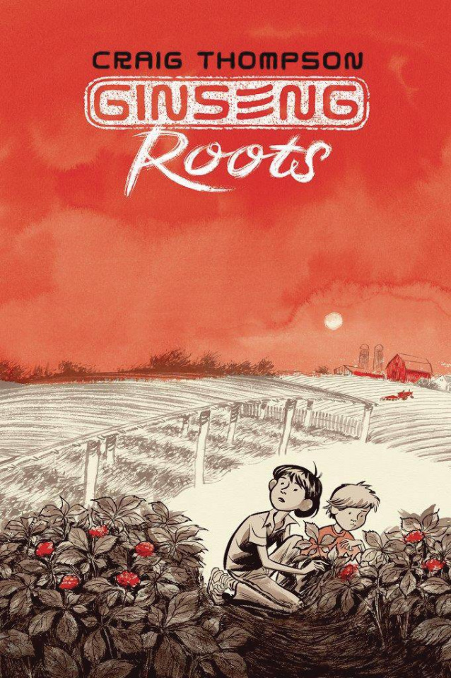 Ginseng Roots 1-6 Set