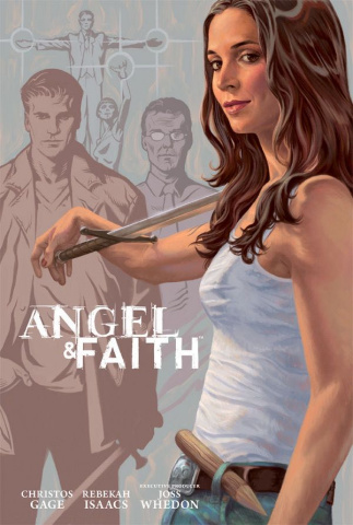 Angel and Faith, Season 9 Vol. 3 (Library Edition)