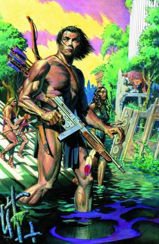 Tarzan: The Once & Future Tarzan