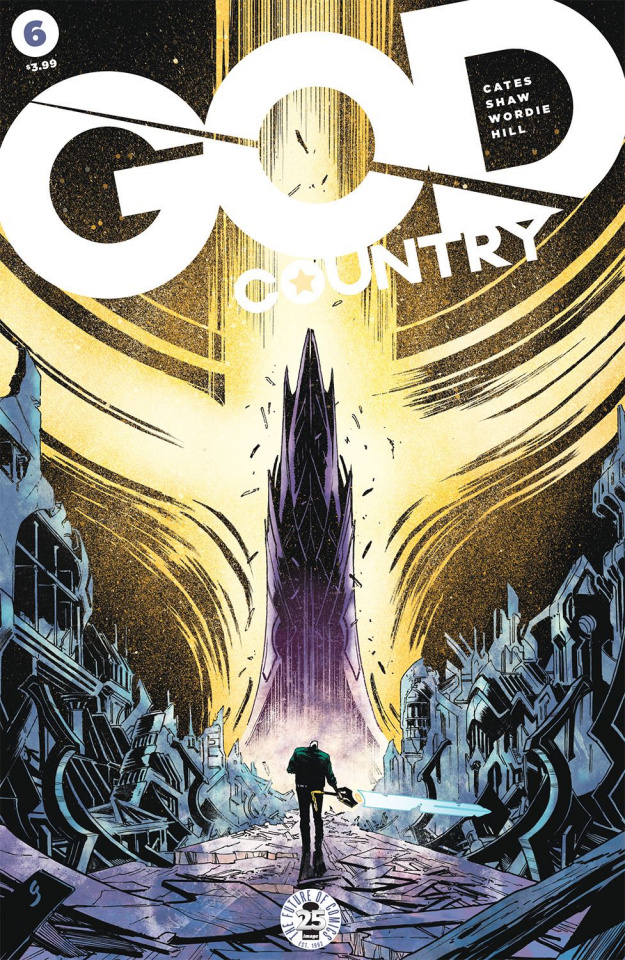 God Country #6 (Shaw Cover)