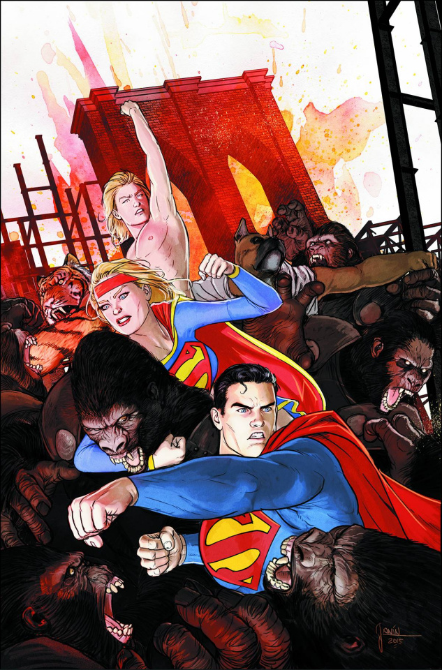 Convergence: The Adventures of Superman #2